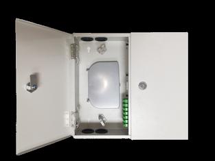 Fiber Optic Termination Panel